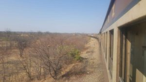 My 1,000 Kilometer 35-Hour Train Journey Across Zimbabwe And Botswana
