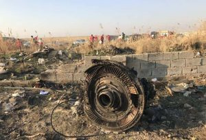 Ukrainian Plane Crashes In Iran Under Mysterious Circumstances