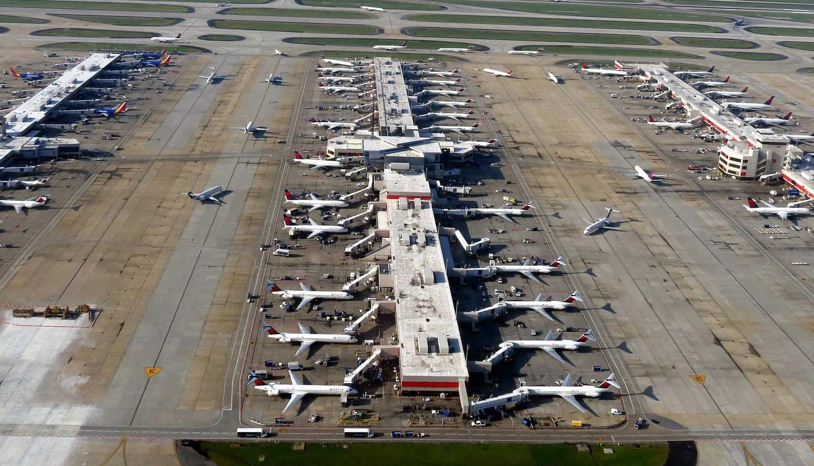 10 Busiest Airports In The World In 2019
