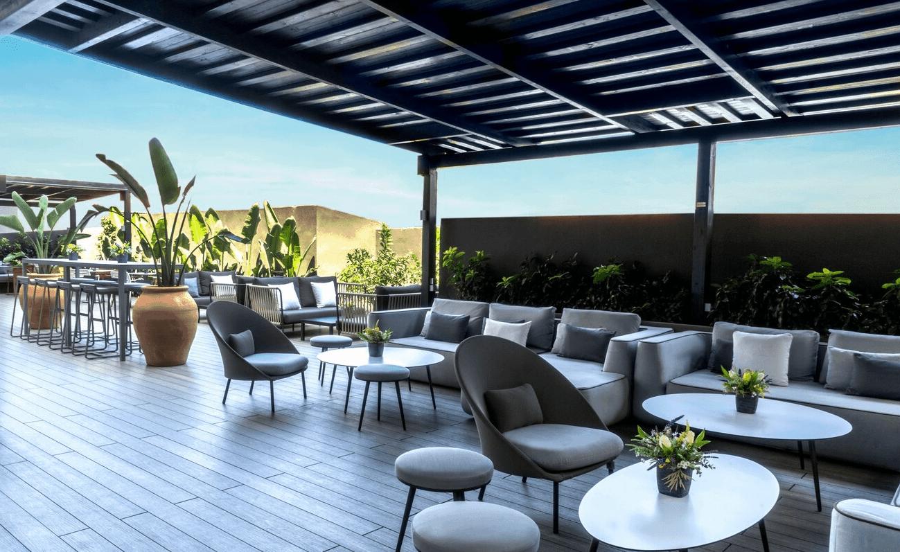 Changements annuels de catégories d'hôtels Marriott pour 2020