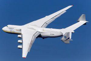 Rare visite du Antonov An-225 à Montréal