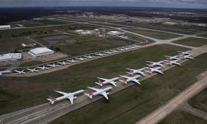 Voici combien d'argent ces transporteurs aériens perdent chaque jour à cause du coronavirus