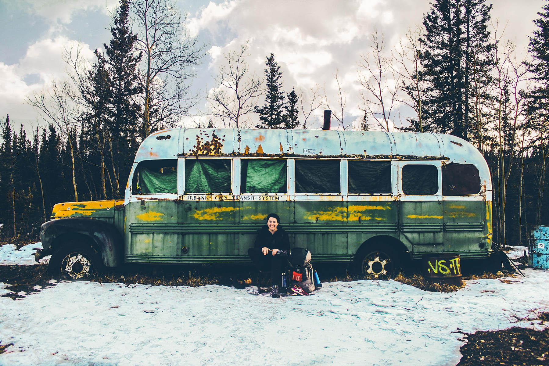 Récit d'une randonnée vers le bus célèbre de «Into The Wild» en Alaska