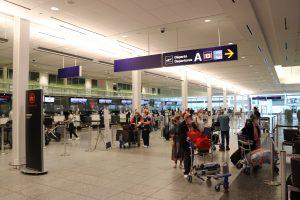 Voici comment c'est dans les aéroports du Canada pendant la pandémie