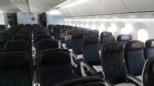 Voici comment c'est de prendre l'avion vers l'Europe pendant la pandémie