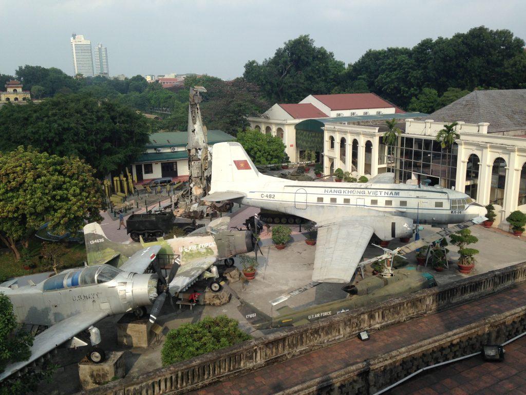 Musée d'histoire militaire du Vietnam