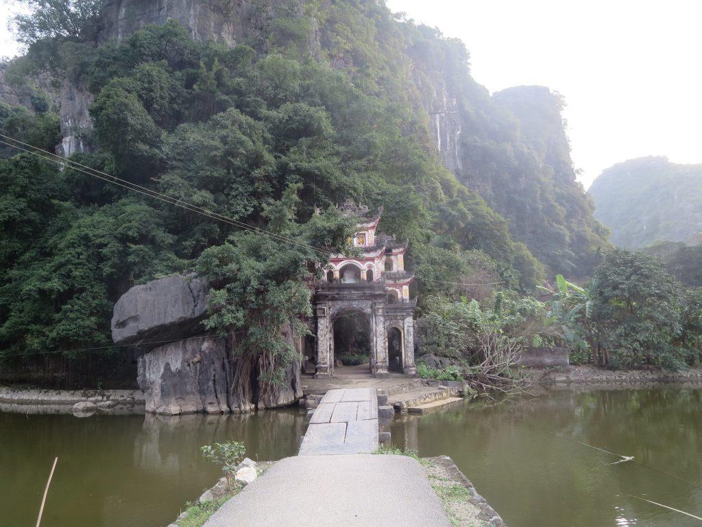 Sanctuaire Ninh Binh Vietnam