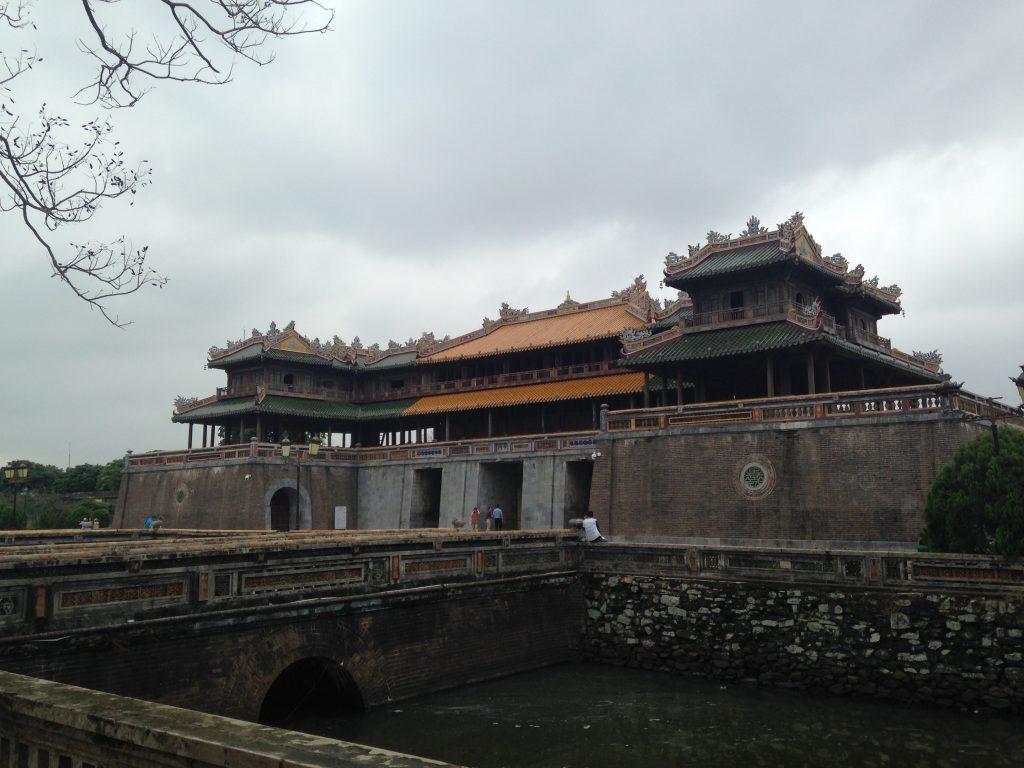 Citadelle impériale Hué