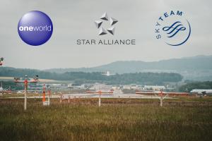 Les 3 alliances de transporteurs aériens mondiales
