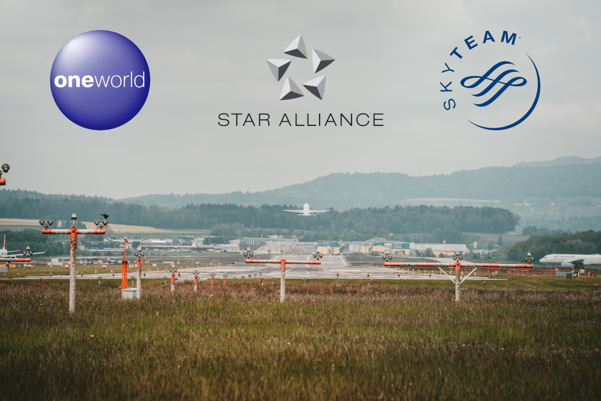 The 3 Global Airline Alliances