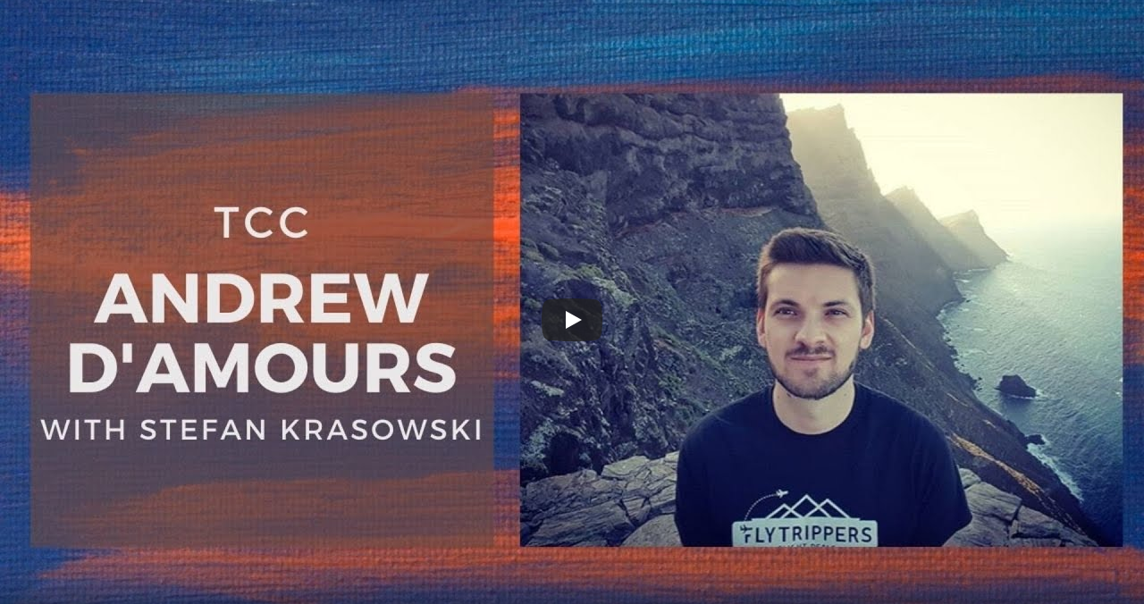 "Flytrippers' Interview On ""Every Passport Stamp"" Video Q&A Series"