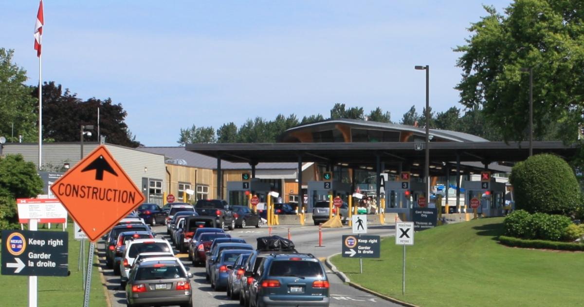 Canada-USA (Land) Border Closure Extended To November