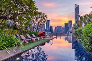 10 nuits gratuites dans un hôtel à Bangkok (ou 5 sans compagnon de voyage)