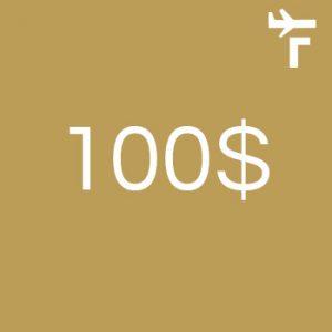 Contribution 100$