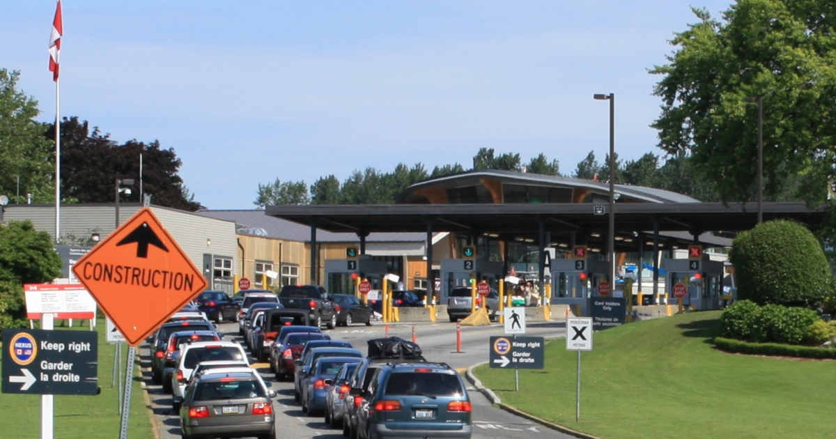 Canada-USA (Land) Border Closure Extended To March 21st