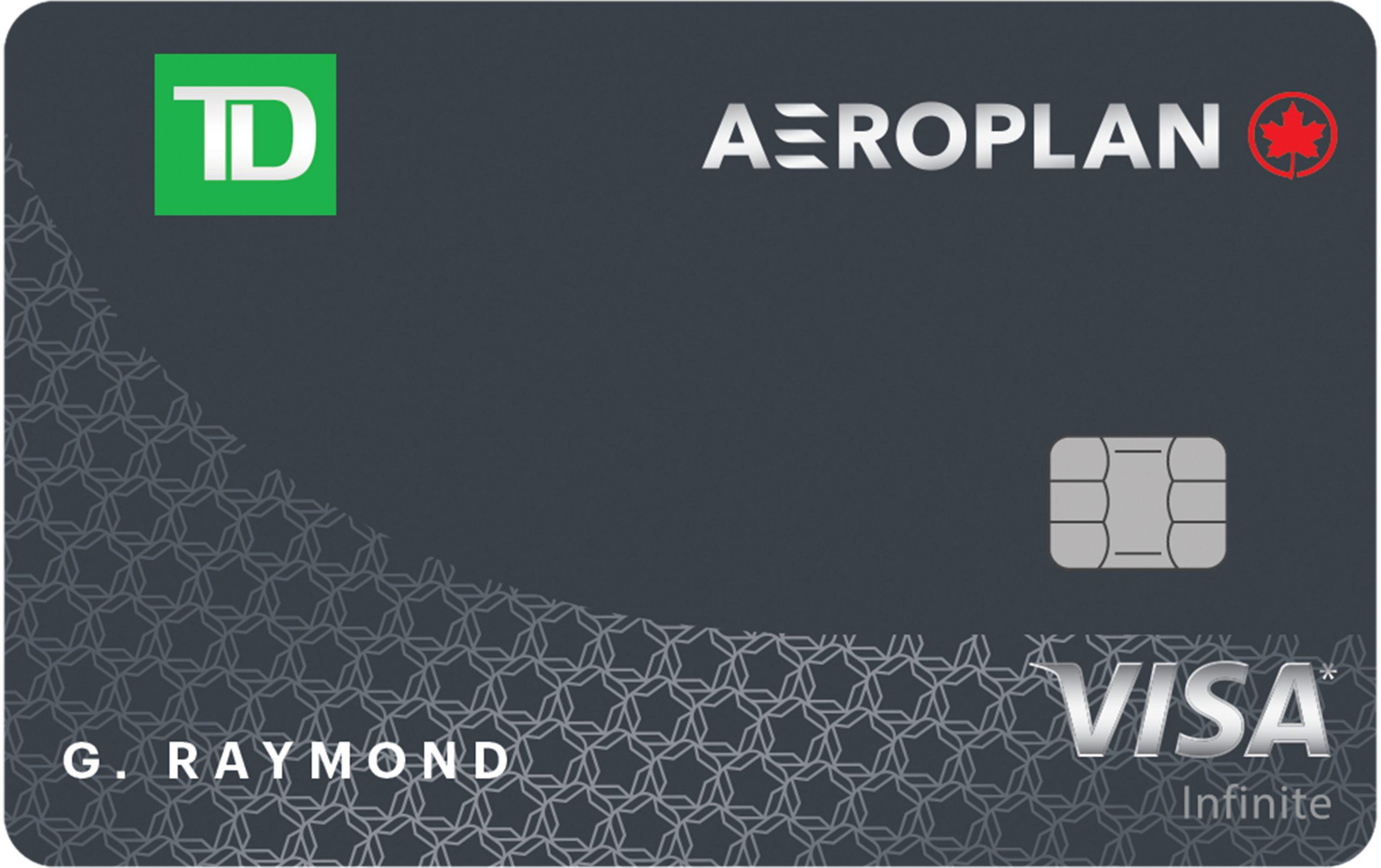 TD® Aeroplan® Visa Infinite*