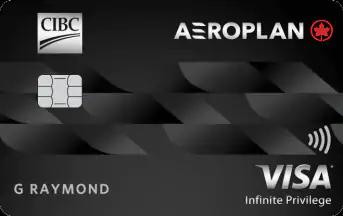 CIBC Aeroplan® Visa Infinite Privilege* Card<