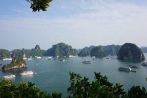 Itinéraire d'un voyage solo de 3 semaines au Vietnam en sac à dos