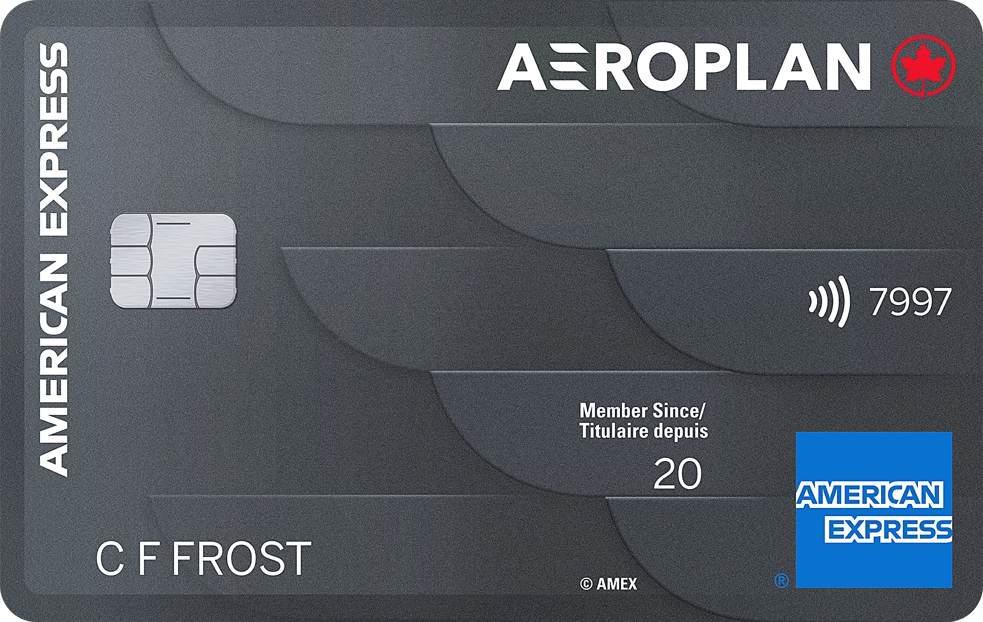 American Express Aeroplan Card