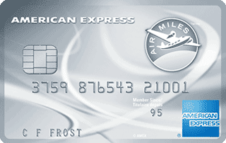 American Express AIR MILES Platinum Card