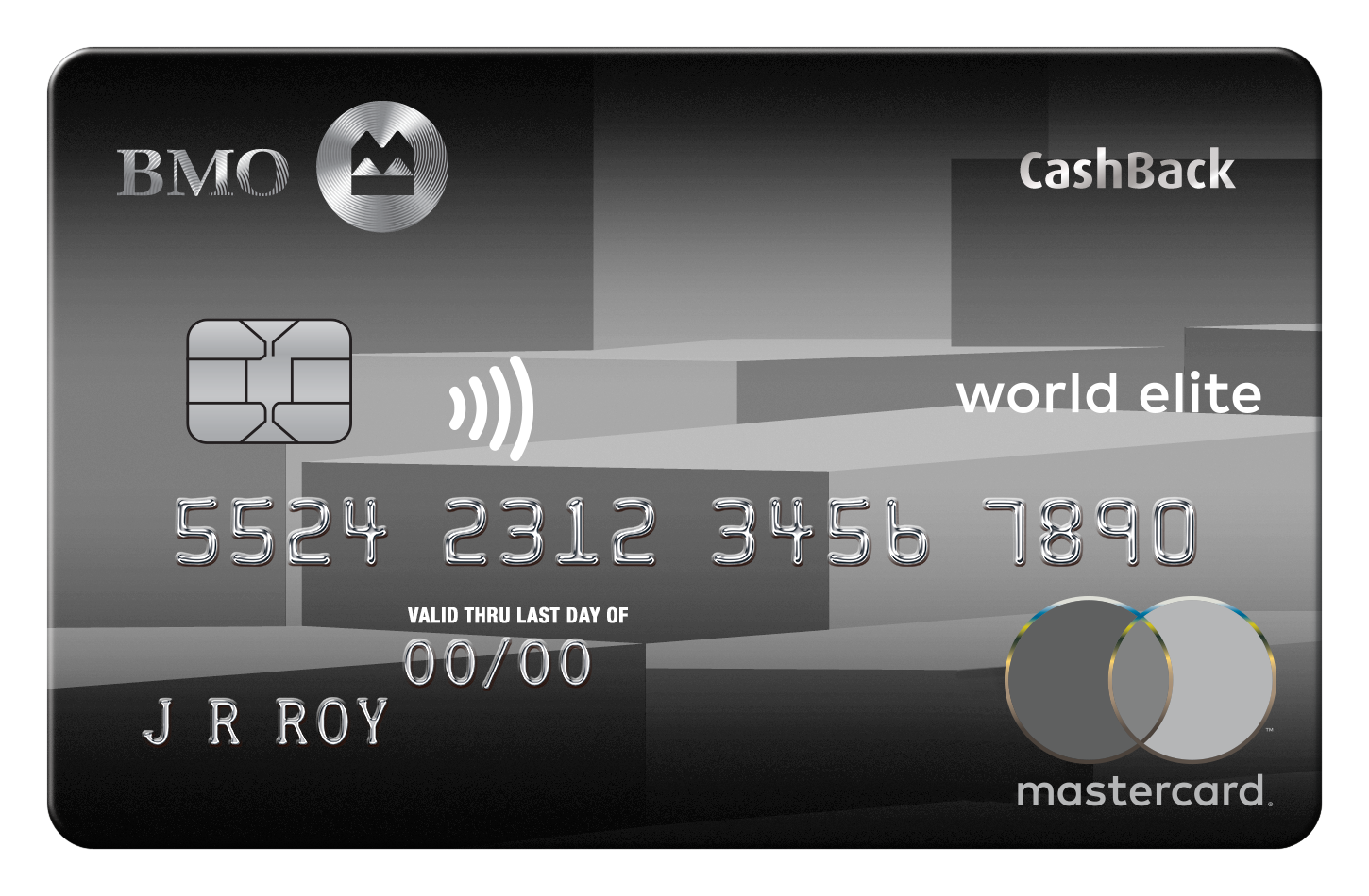 BMO CashBack World Elite Mastercard