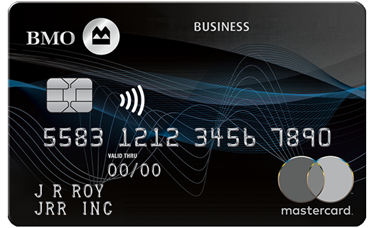 BMO Rewards Business Mastercard