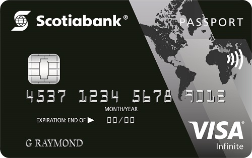 Scotia Passport Visa Infinite Card