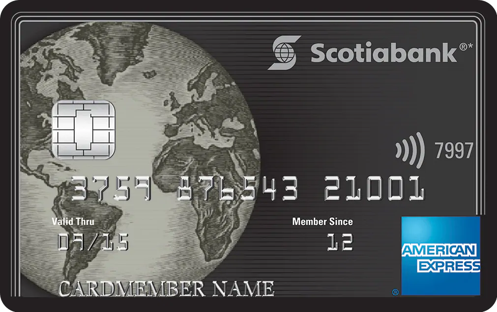 Scotiabank Platinum American Express Card