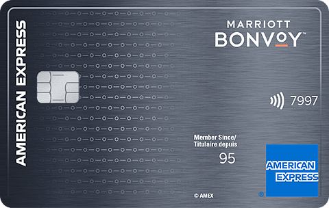 Carte Marriott Bonvoy American Express