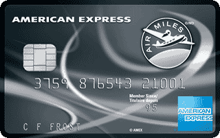 Carte Prestige AIR MILES American Express
