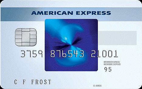 Carte Choix d'American Express