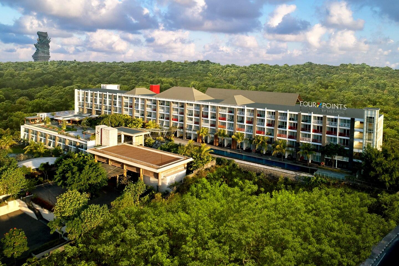 9 nouveaux hôtels Marriott de catégorie 1 (incluant 2 à Bali)