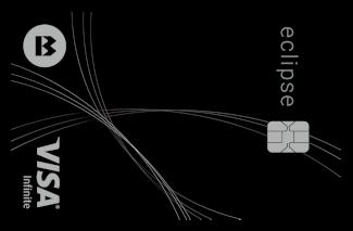 Carte BMO eclipse Visa Infinite
