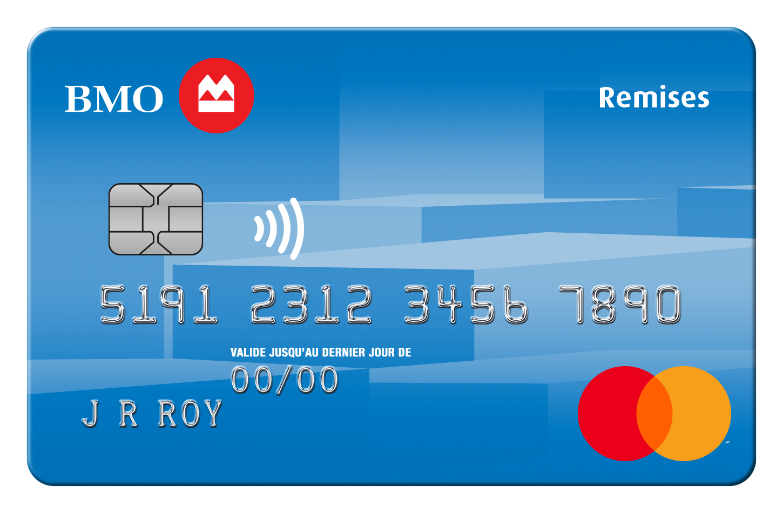 Carte MasterCard BMO Remises