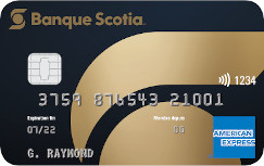 Carte Or Scotia American Express