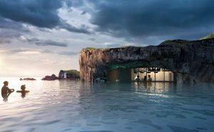 sky lagoon islande