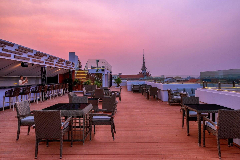 Liste complète des hôtels Marriott de catégorie 2 (2021)