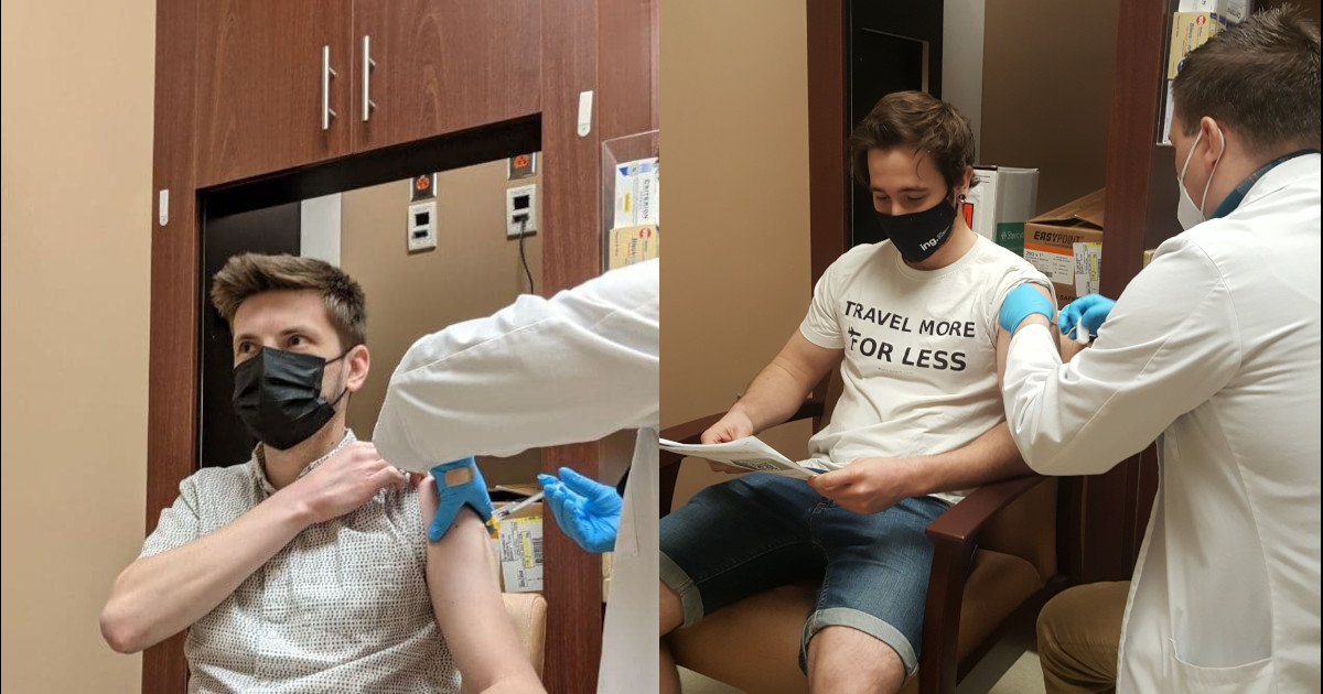 Getting Vaccinated For Free In The USA: Our First Impressions
