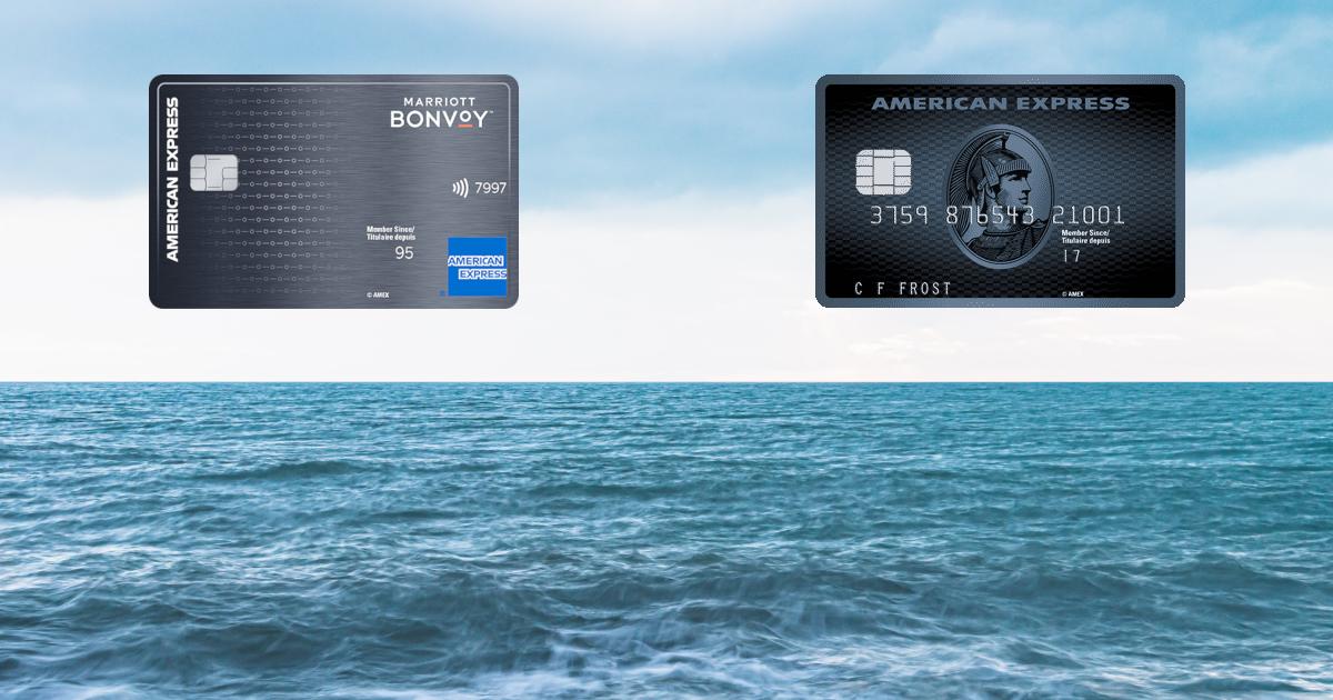 You are currently viewing Carte Marriott Bonvoy vs. Carte Cobalt: comparaison des 2 cartes qui donnent 10+ nuits d'hôtel gratuites