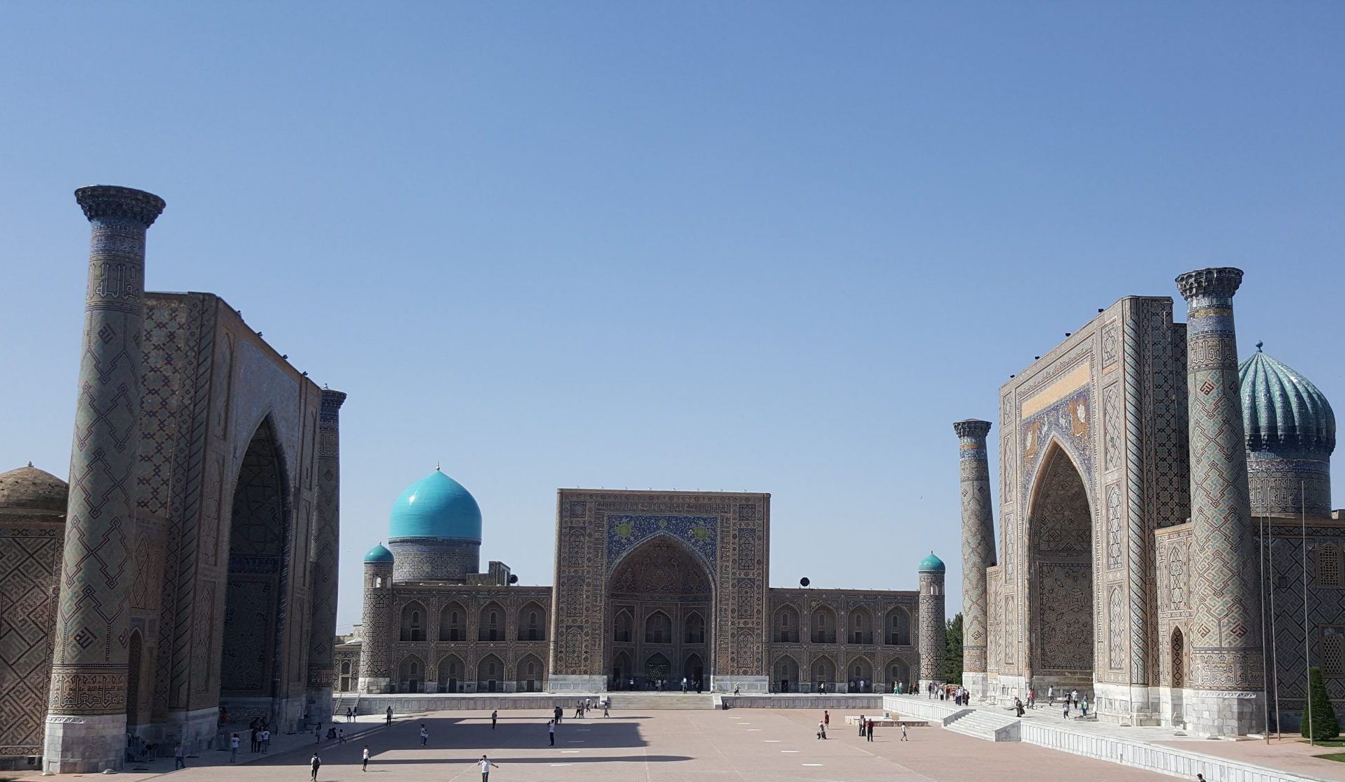 You are currently viewing Video & Photos: Brief Introduction To My Current Trip To Uzbekistan