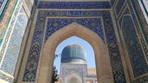 Read more about the article 15 Photos & Videos Of The Historic Silk Road City Of Samarkand In Uzbekistan