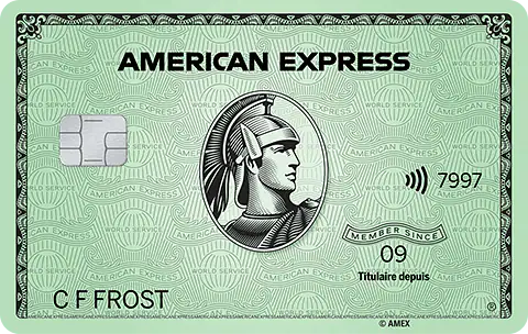Carte Verte American Express