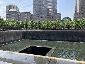 Read more about the article Ma visite du mémorial du 11 septembre et du site du World Trade Center à New York