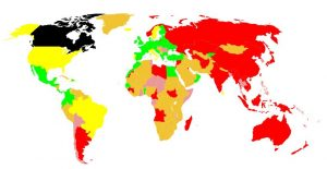 Read more about the article The 167 Countries/Territories Canadians Can Travel To: Ultimate Guide